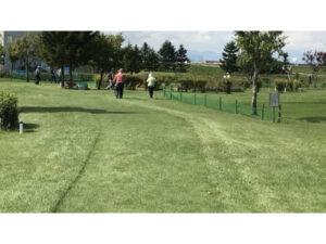 あけぼのパークゴルフ場