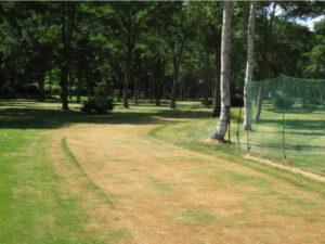 100年記念公園パークゴルフ場