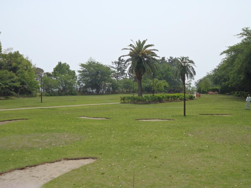 お林展望公園パークゴルフ場