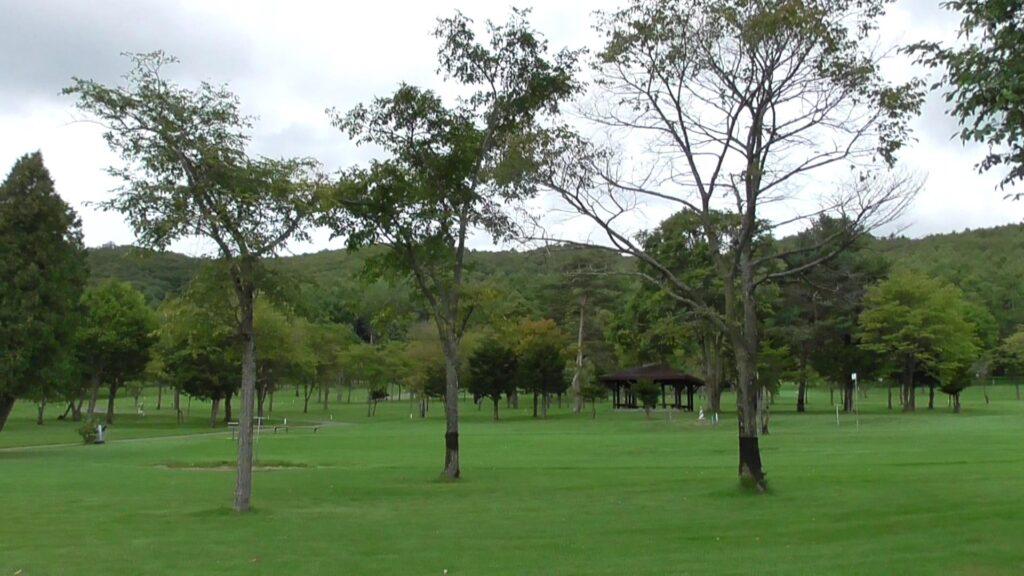 いわみざわ公園パークゴルフ場ローズパーク