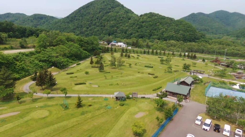 仁木町ふれあい遊トピア公園パークゴルフ場